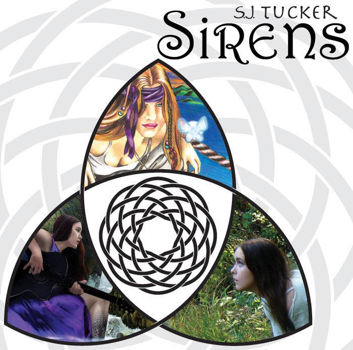 girl in the garden from sirens by s j tucker - The Girls In The Garden