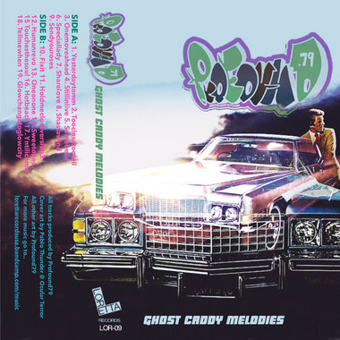 Ghost Caddy Melodies main photo