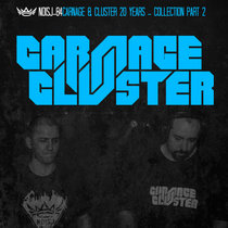 Carnage & Cluster 20 Years - Compilation Part 2 cover art