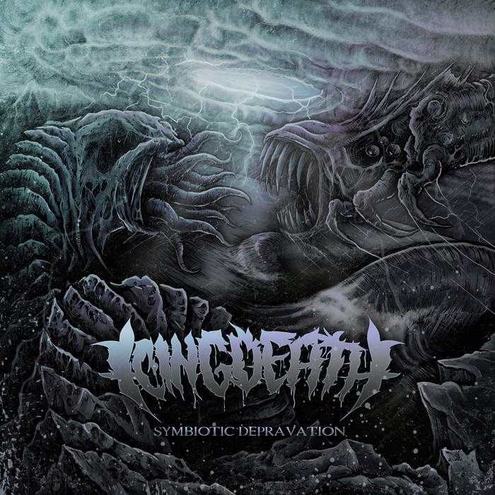 Symbiotic Depravation EP cover art