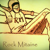 Rock Mitaine - Bandcamp Cover Art