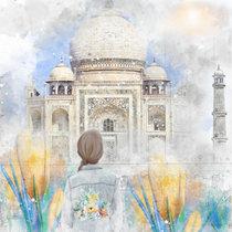 Stories of Taj Mahal cover art