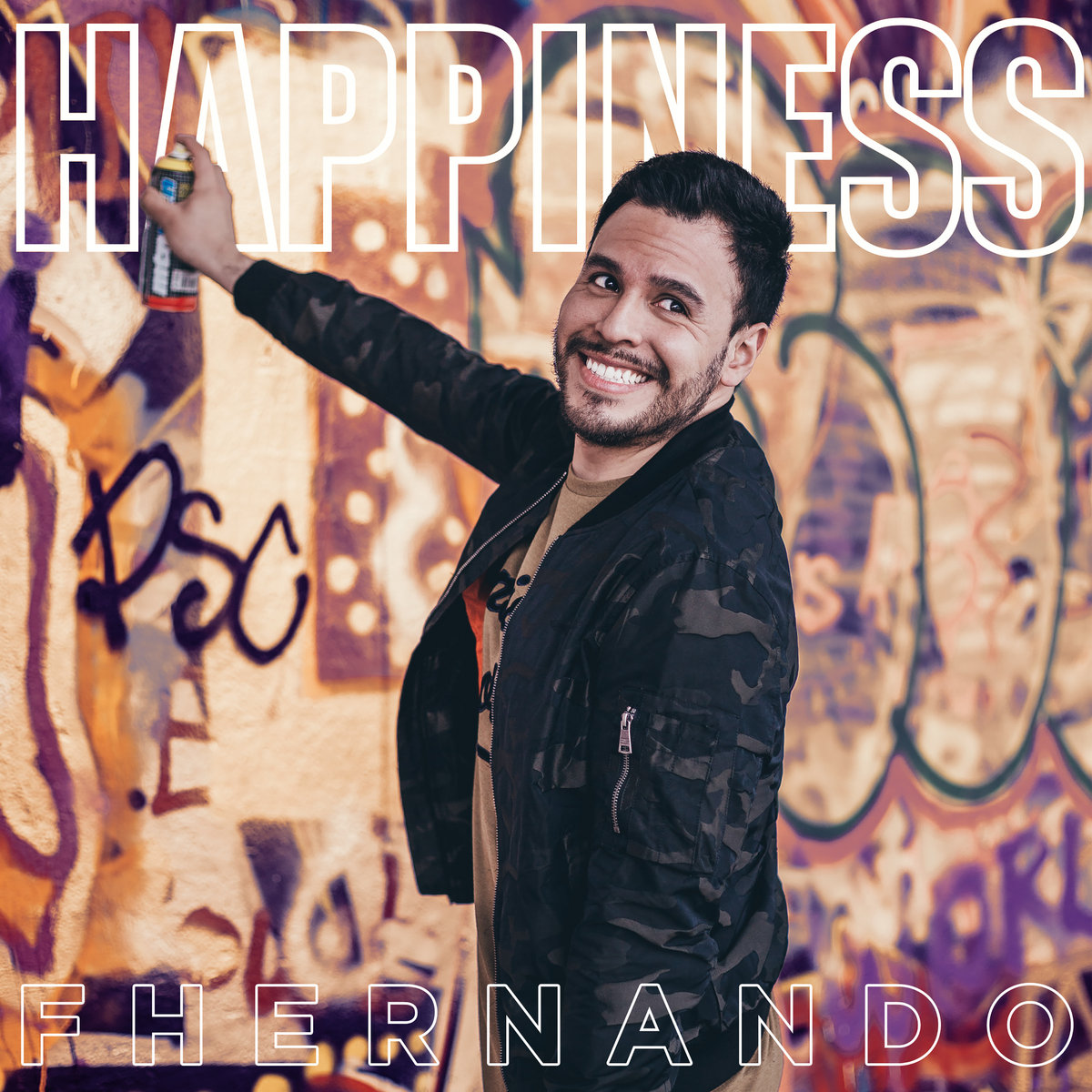 Happiness by Fhernando