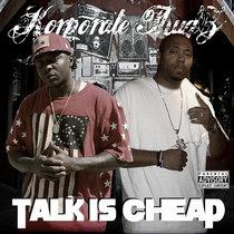 Talk Is Cheap cover art