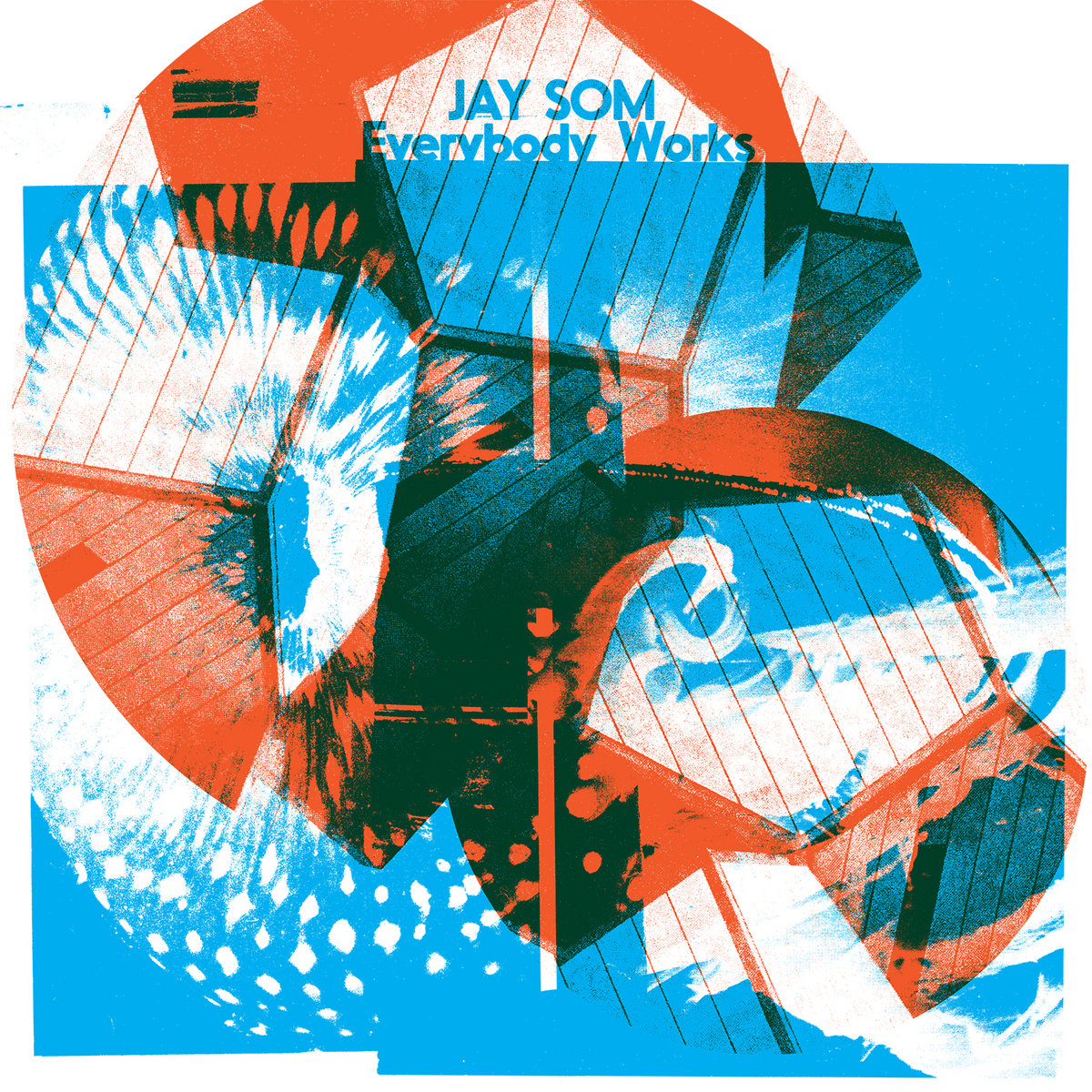 Image result for album art Jay Som: Everybody Works