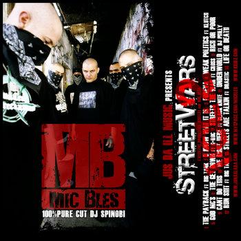 Street Wars 2 (Mixtape) by Mic Bles, Spinobi