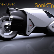 SonicTron cover art