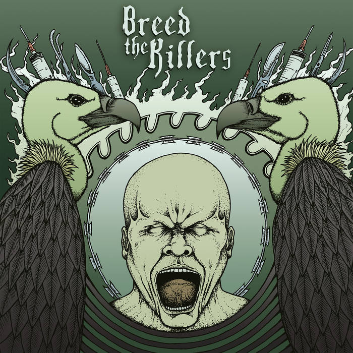 Breed the Killers cover art