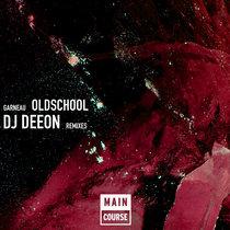 Garneau - Old School (DJ Deeon Remixes) - MCR-078 cover art
