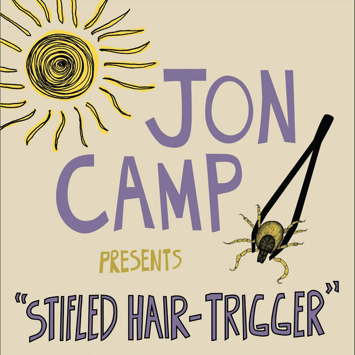 Stifled Hair-Trigger cover art