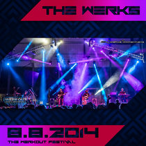 8.8.2014 - Live at The Werk Out Festival cover art
