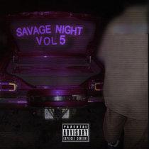 Savage Night Vol. 5 cover art