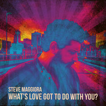 What's Love Got To Do With You? - Single cover art