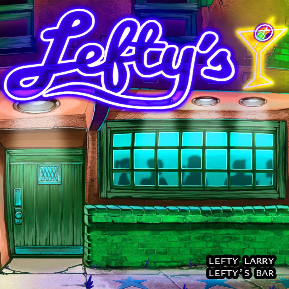 Lefty's Bar cover