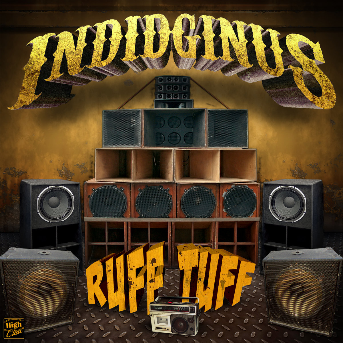 OUT NOW: Ruff Tuff EP (Deep Bass, Top Rankin Riddims and Ragga Vibes