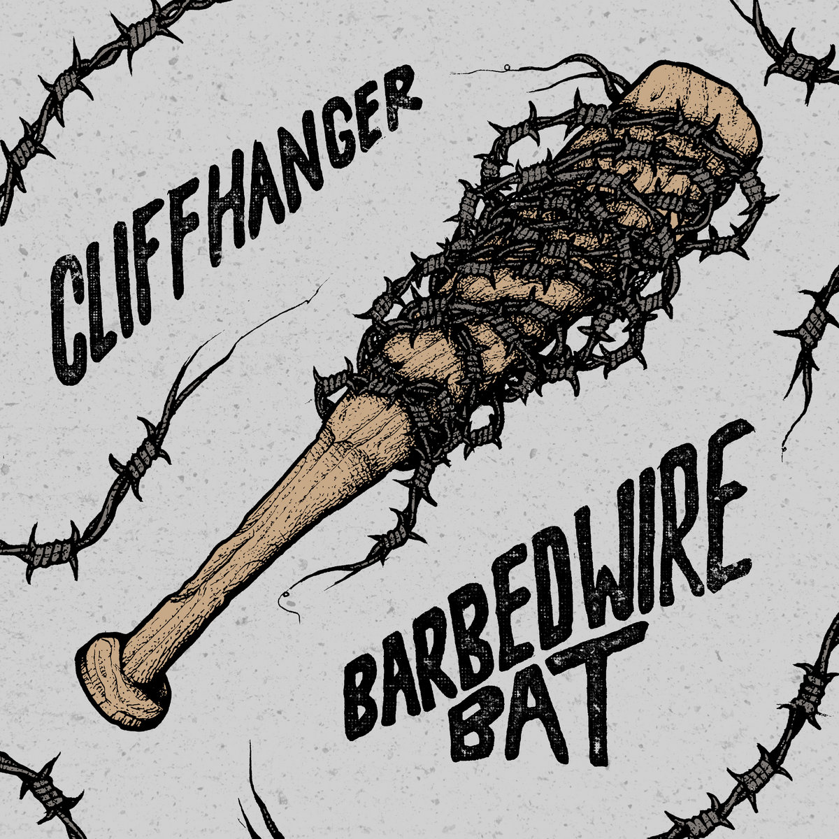 Barbed Wire Bat | Cliffhanger