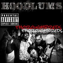 Thoroughbreds cover art