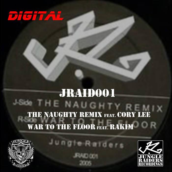 JRAID 001 Digital | JungleRaiders