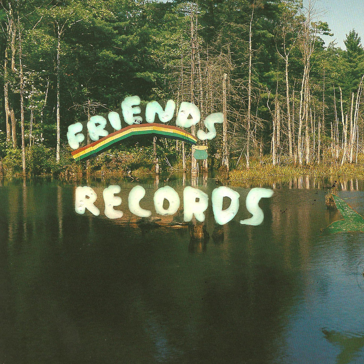 From Friends And Friends Of Friends By Friends Records