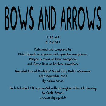 Bows and Arrows by Doneda - Lemoine - Rose