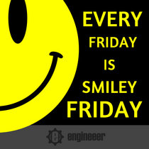 Every Friday Is Smiley Friday cover art