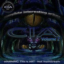 CIA Volume 2 cover art