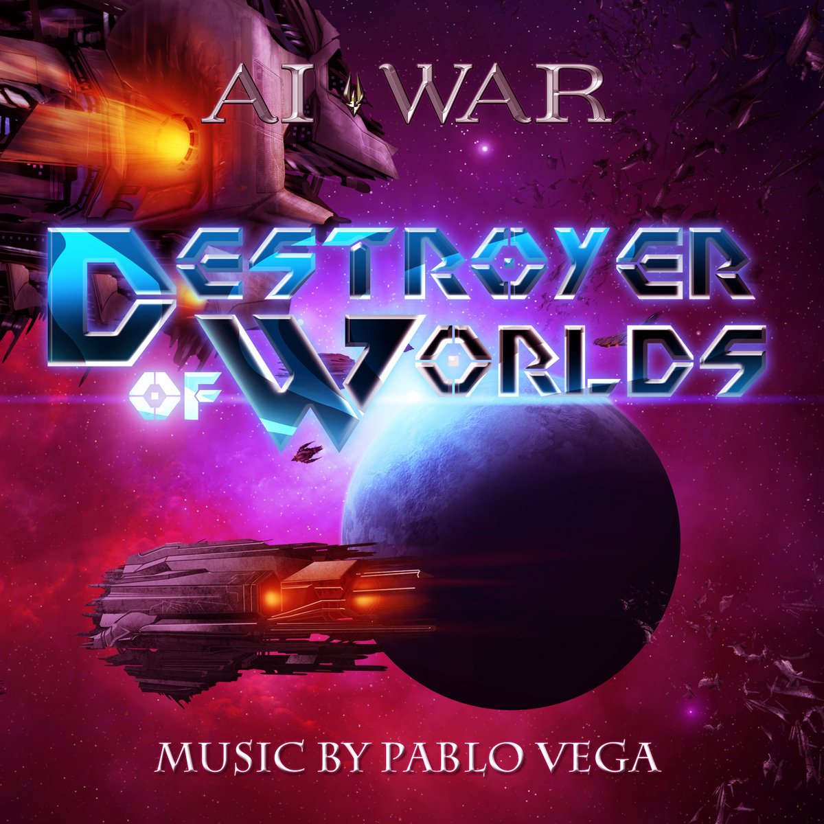 Ai War ai war: destroyer of worlds | pablo vega