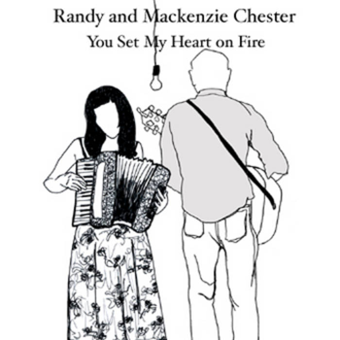 You Set My Heart On Fire | Randy and Mackenzie Chester