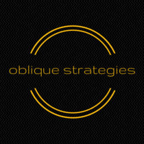 15: oblique strategies cover art
