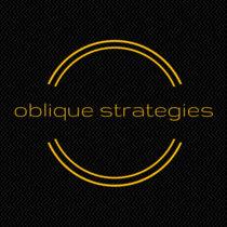 15: oblique strategies cover art