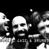 Buke&Gase&Drumbs cover art
