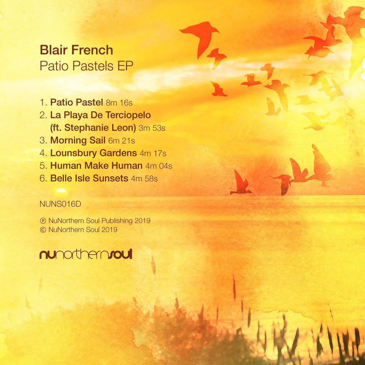 Patio Pastels Mini LP | NuNorthern Soul