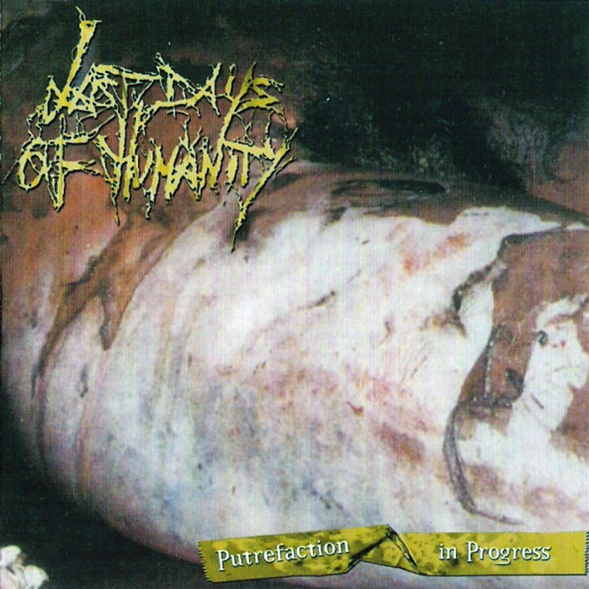 last days of humanity extreme goregrind