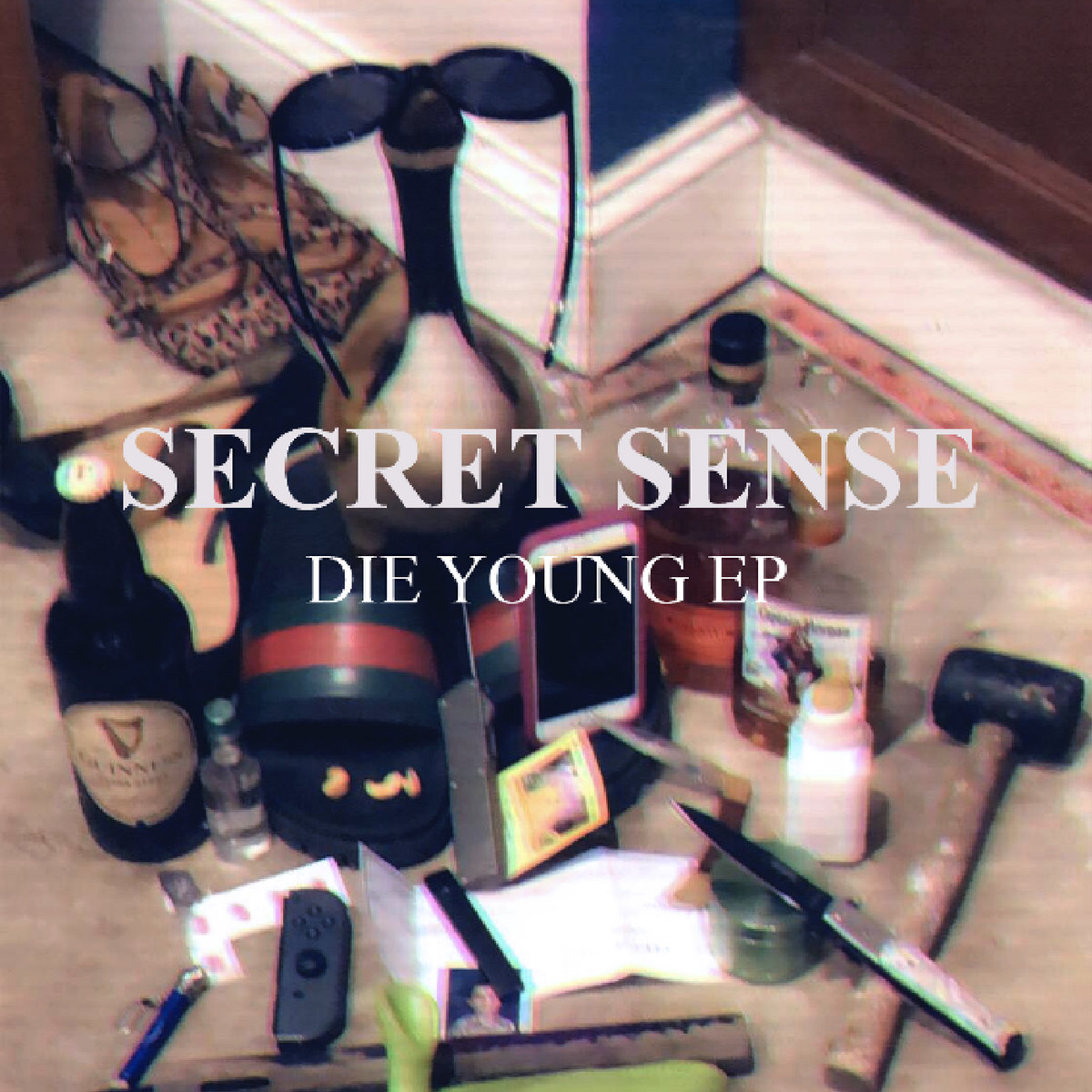 Secret Sense - Die Young [EP] (2019)