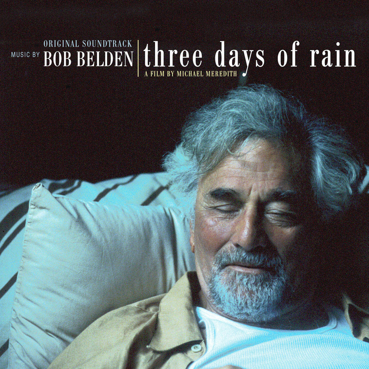 Three Days Of Rain (Original Soundtrack) | Sunnyside Records