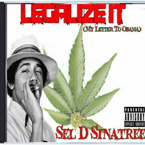 Legalize it (My Letter To Obama)E.P. cover art