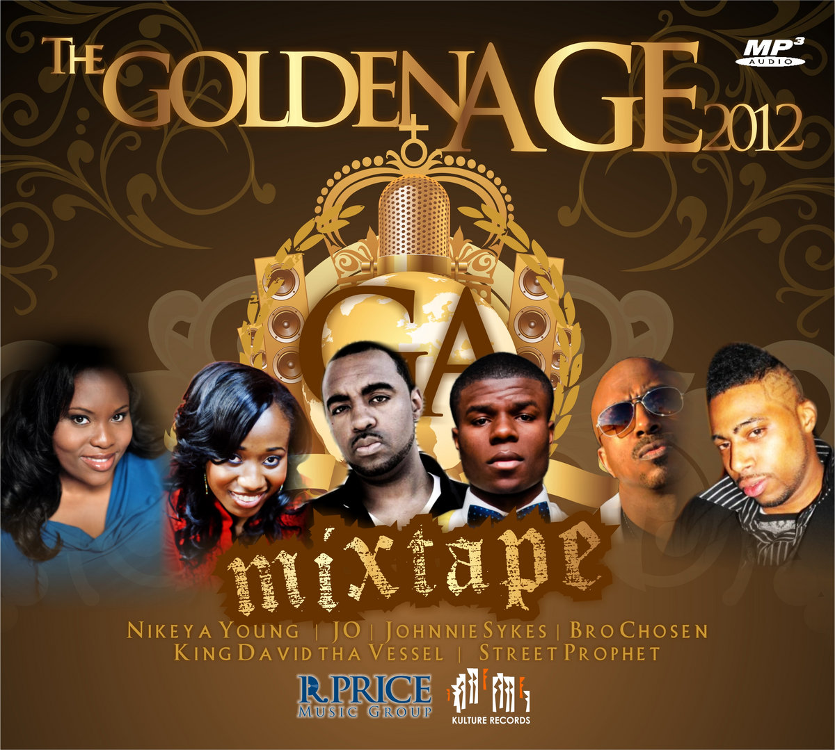 GA2012: The Golden Age Mixtape | R Price Music Group