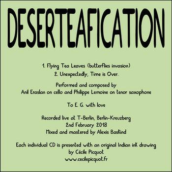 Deserteafication by Anil Eraslan & Philippe Lemoine