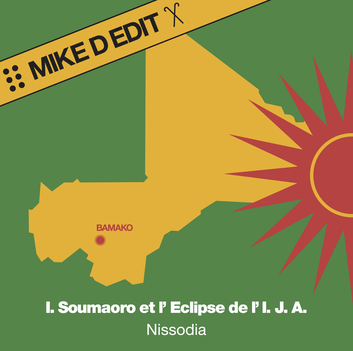 Nissodia (Mike D Edit)