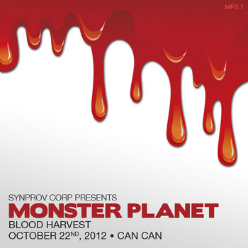 Monster Planet - Blood Harvest 2012
