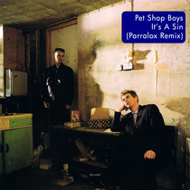 Pet Shop Boys - It's a Sin (Parralox Remix Instrumental V1) cover art