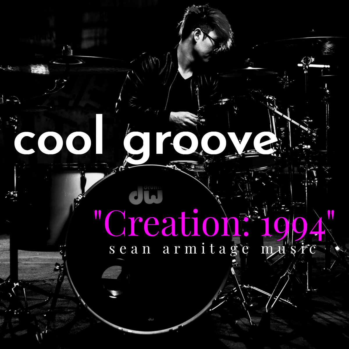 Cool Groove Drumless Backing Track (93 BPM)