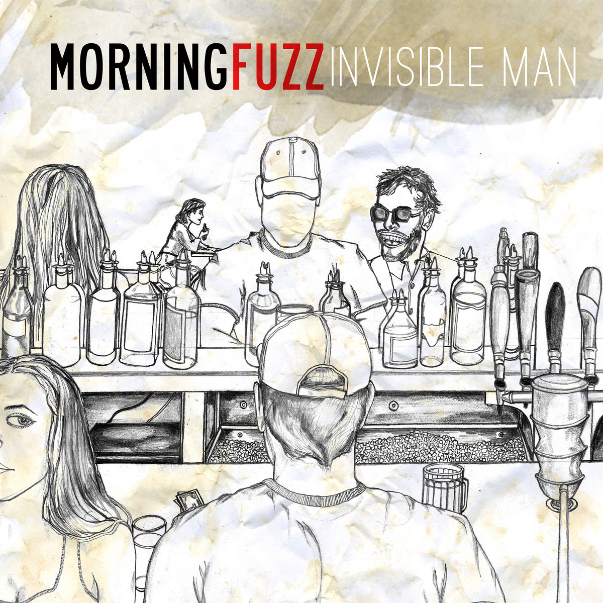 Invisible Man by Morning Fuzz