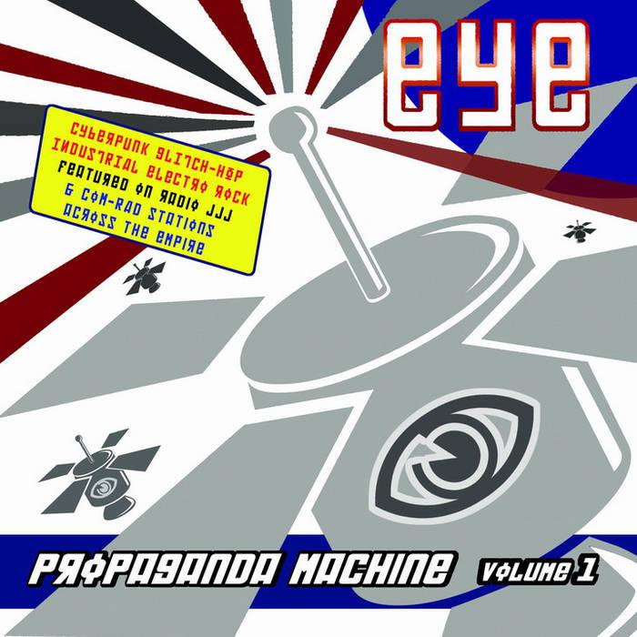 PROPAGANDA MACHINE Volume 1 cover art