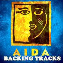 AIDA - Musical Backing Tracks cover art