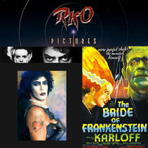 Bride of Frankenstein cover art