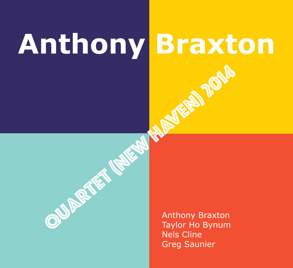 Image result for discogs braxton quartet saunier cline