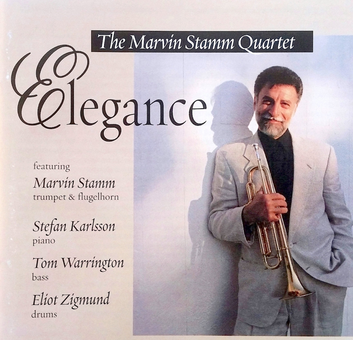 Album Elegance by Marvin Stamm