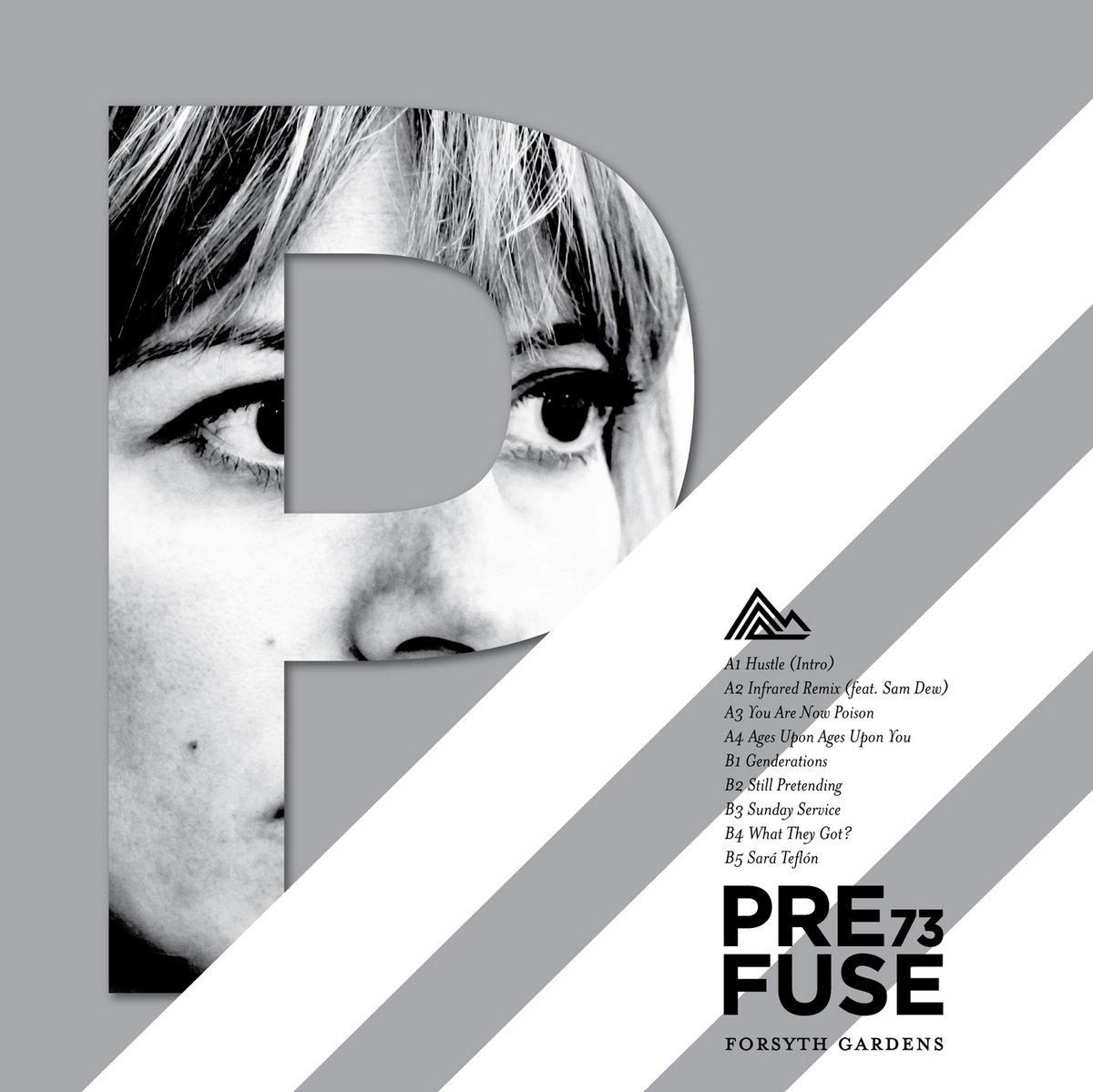 prefuse 73 discography