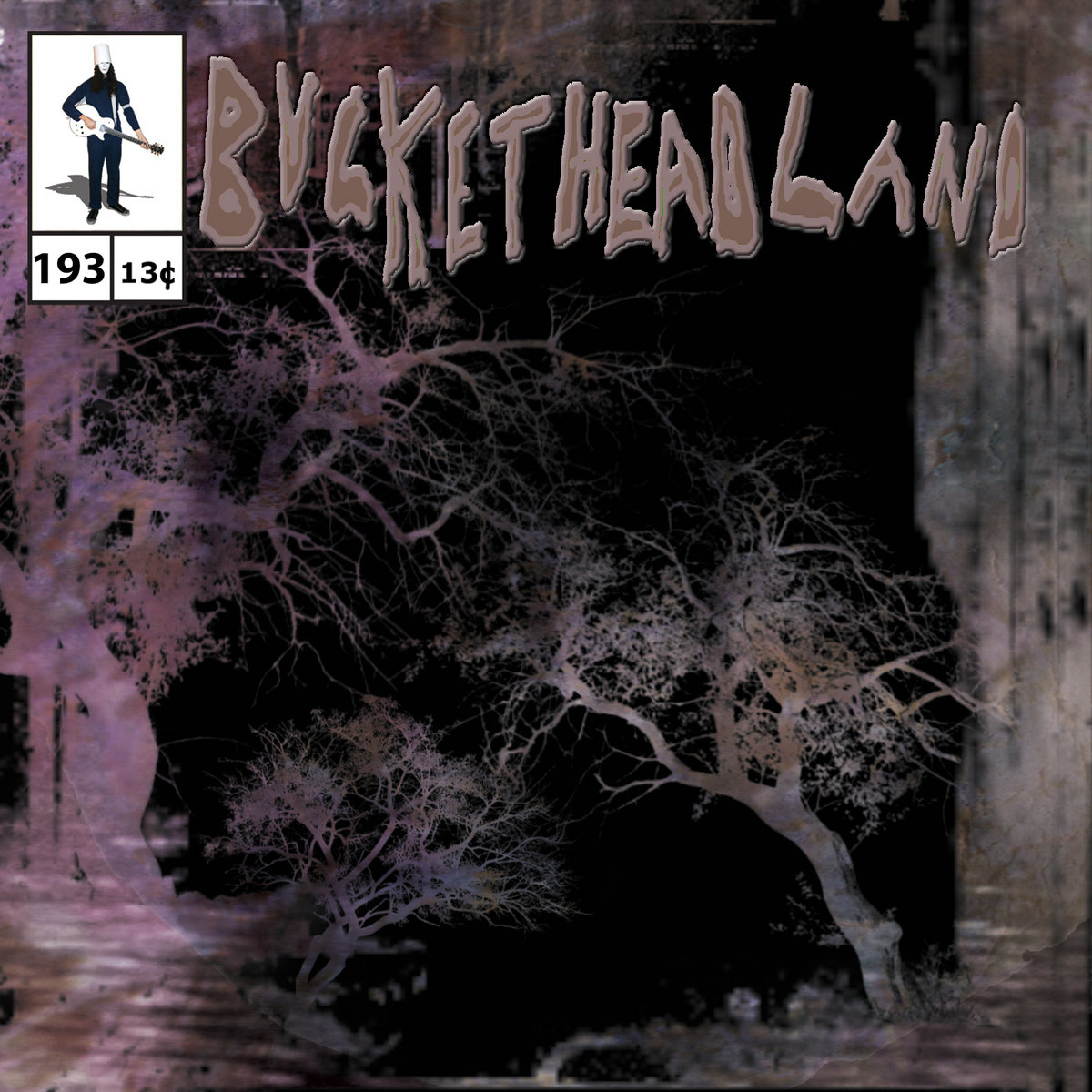 14 days til halloween: voice from the dead forest | bucketheadland